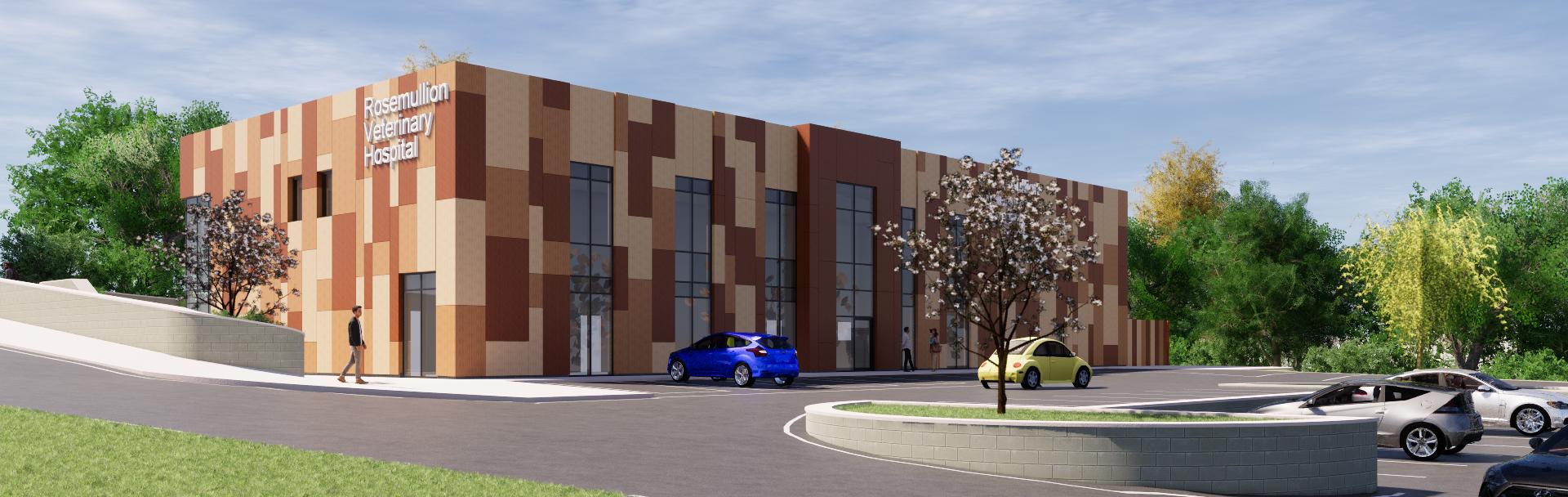 New hospital coming Summer 2021